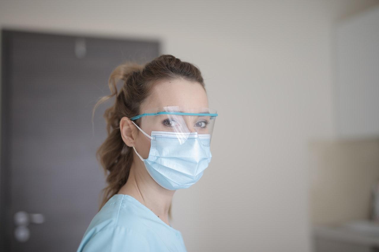 Plastic Nose WireDegradation Mask